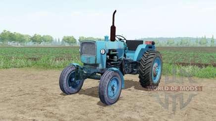 ЮМЗ-6АЛ полугусениҷный для Farming Simulator 2017