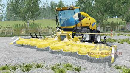New Holland FR9090 urobilin для Farming Simulator 2015