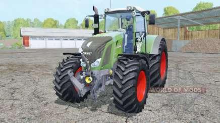 Fendt 828 Vario fern для Farming Simulator 2015