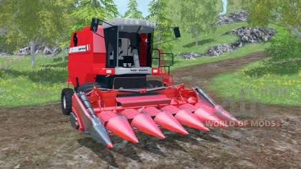 Massey Ferguson 34 4x4 для Farming Simulator 2015