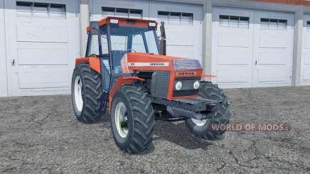 Ursus 1614 front loader для Farming Simulator 2013