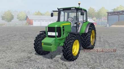 John Deere 6330 для Farming Simulator 2013