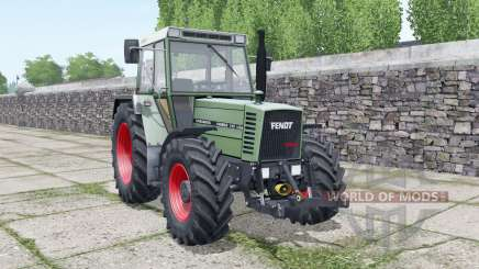 Fendt Farmer 300 LSA Turbomatik для Farming Simulator 2017