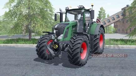 Fendt 828 Vario 2010 для Farming Simulator 2017