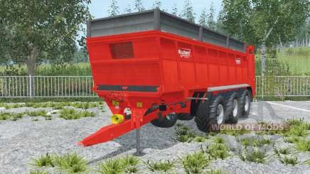 Brochard Dragon 2200 для Farming Simulator 2015