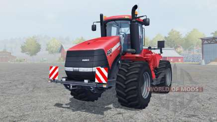 Case IH Steiger 600 change wheels для Farming Simulator 2013