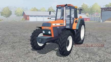Ursus 934 change wheels для Farming Simulator 2013