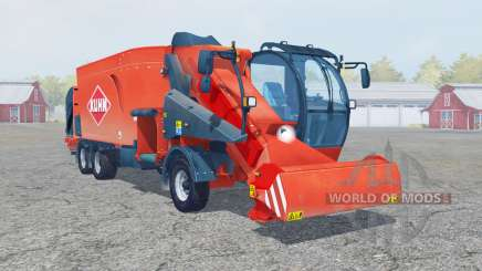 Kuhn SPV Confort XL ballen laden для Farming Simulator 2013