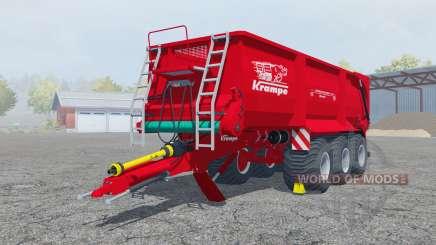 Krampe Bandit 800 change bodywork для Farming Simulator 2013