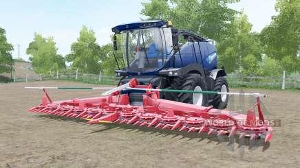 New Holland FR850 Blue Poweᶉ для Farming Simulator 2017