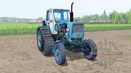 ЮМЗ-6АЛ полугусеничный для Farming Simulator 2017