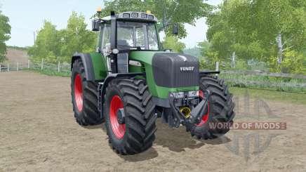 Fendt 900 Vario TMS 2002 для Farming Simulator 2017