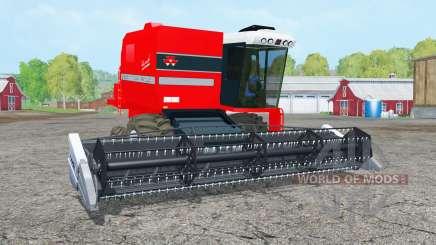 Massey Ferguson 5650 red для Farming Simulator 2015