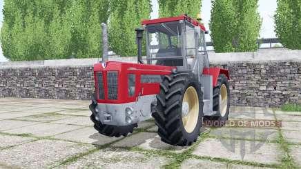 Schluter Super 2500 TVL 4WD для Farming Simulator 2017