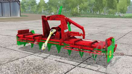 Unia Hermes 4 для Farming Simulator 2017