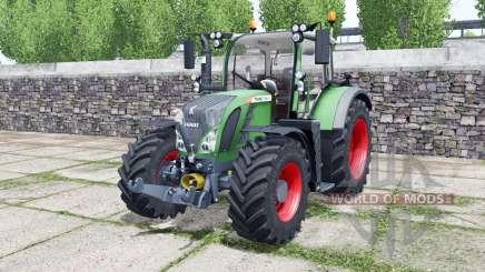 Fendt 718 Vario SCR design selection для Farming Simulator 2017