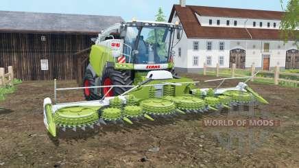 Claas Jaguar 980 washable для Farming Simulator 2015