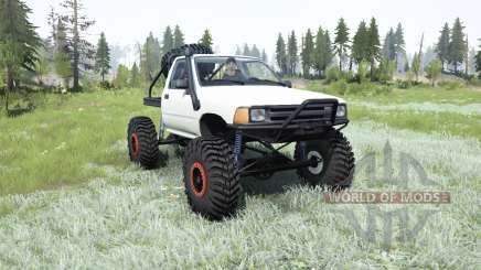 Toyota Hilux crawler для MudRunner