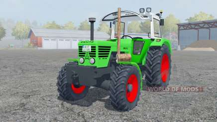 Deutz D 80 06 для Farming Simulator 2013