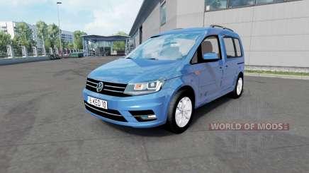 Volkswagen Caddy для Euro Truck Simulator 2