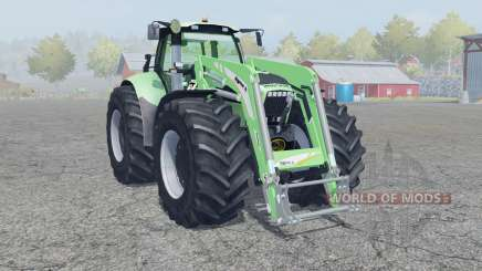 Deutz-Fahr Agrotron X 720 FL для Farming Simulator 2013