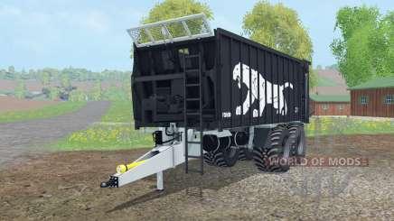 Fliegl Gigant ASW 268 Panther для Farming Simulator 2015