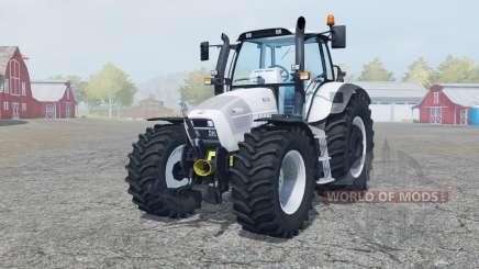 Hurlimann XL 130 added wheels для Farming Simulator 2013