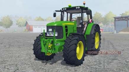 John Deere 6930 Premium для Farming Simulator 2013