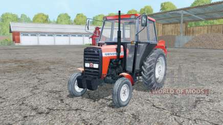 Ursus 3512 front loader для Farming Simulator 2015