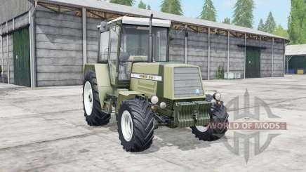 Fortschritt Zt 323-A more options для Farming Simulator 2017
