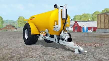 Pichon 2050 golden yellow для Farming Simulator 2015