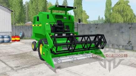 SLC 6200 islamic green для Farming Simulator 2017