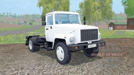 ГАЗ-33098 для Farming Simulator 2015