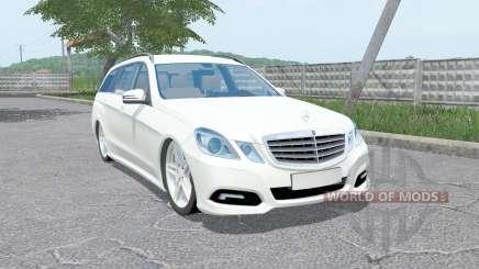 Mercedes-Benz E 350 Estate (S212) 2009 для Farming Simulator 2017