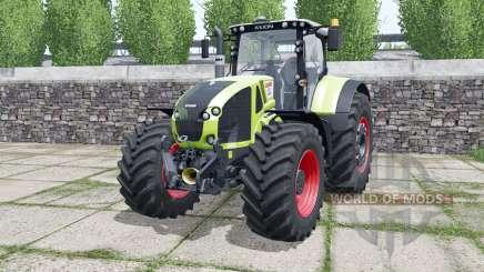 Claas Axion 960 для Farming Simulator 2017