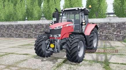Massey Fergusoɲ 6613 для Farming Simulator 2017