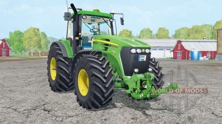 John Deerᶒ 7920 для Farming Simulator 2015