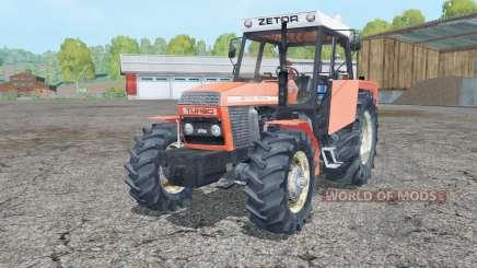 Zetor 12145 forest для Farming Simulator 2015