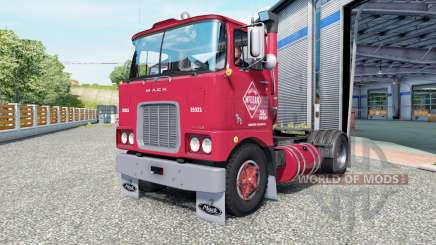 Mack F700 4x2 Day Cab для Euro Truck Simulator 2