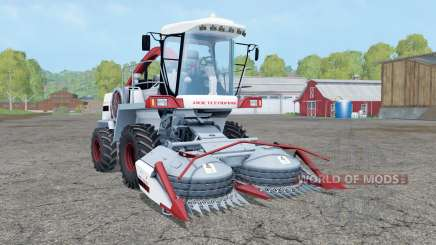 Дон-680М серо-синий окрас для Farming Simulator 2015