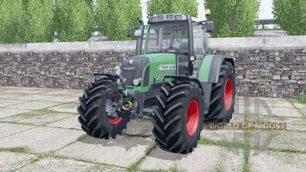 Fendt 818 Vario TMS wheels selection для Farming Simulator 2017