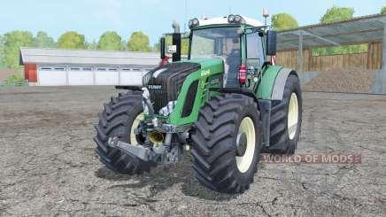 Fendt 936 Vario Blunƙ для Farming Simulator 2015