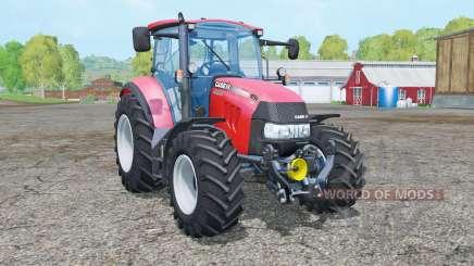 Case IH Farmall 105U Pro для Farming Simulator 2015