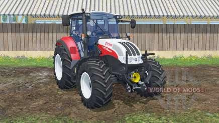Steyr 4115 Multi для Farming Simulator 2015