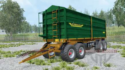 Fuhrmann FF 56000 для Farming Simulator 2015