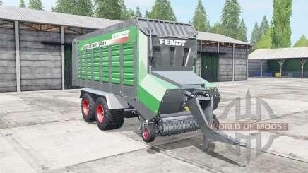 Fendt Varioliner 2440 munsell green для Farming Simulator 2017