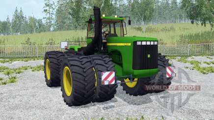 John Deere 9400 turbo для Farming Simulator 2015