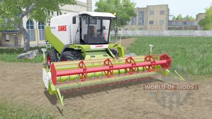 Claas Lexion 580-600 для Farming Simulator 2017