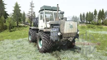 Т-150К состаренный для MudRunner