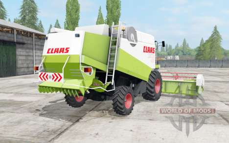 Claas Lexion 400 для Farming Simulator 2017